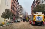 Madrid: 'Extremely loud' explosion in city centre - at least two people dead