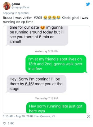 Guy Shares A Story Of A Tinder Date Going Bad As, Turns Out, The Girl Invited Dozens Of Men To Compete For Her