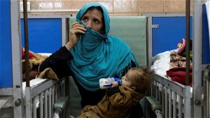 'Children are going to die', U.N. agency warns as Afghanistan verges on collapse