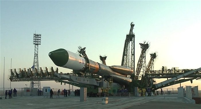 Russia to U.S.: Lift sanctions on space sector or we'll exit space station