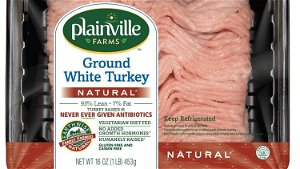 Over 211,000 pounds of raw ground turkey product linked to salmonella outbreak