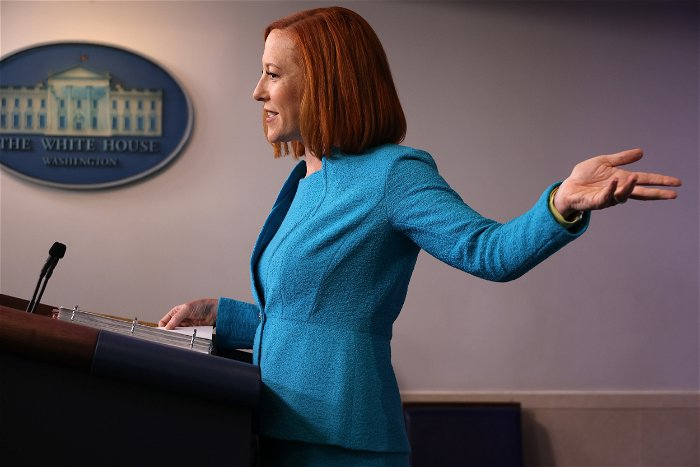 Biden administration 'flagging problematic posts for Facebook,' Psaki says