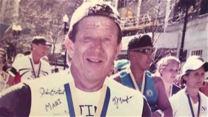 Portsmouth High grad Jim Miller to run his 200th marathon in memory of his father