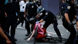 Discipline recommended for 65 officers for conduct during NYC Black Lives Matter protests