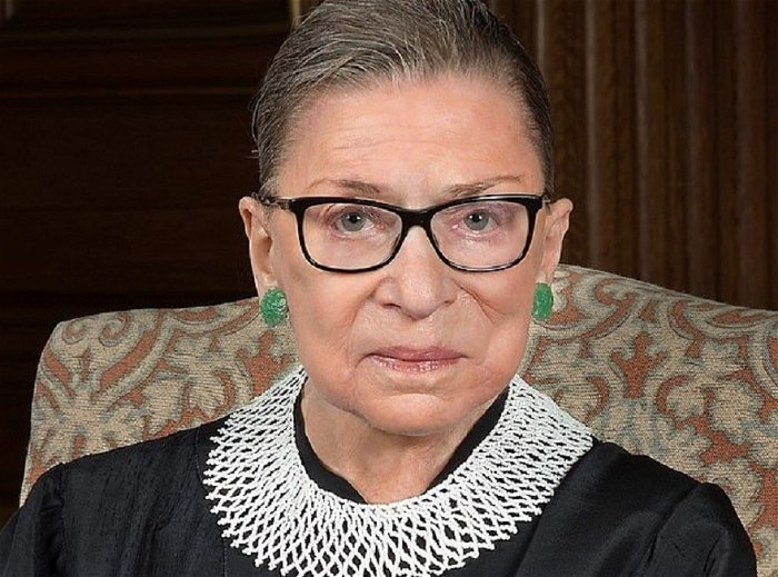ACLU chief apologizes for altering Ruth Bader Ginsburg quote with gender-neutral language