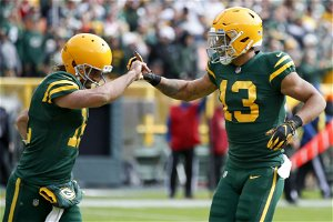 Already without Davante Adams, Packers lose another receiver — Allen Lazard — to COVID-19 protocols