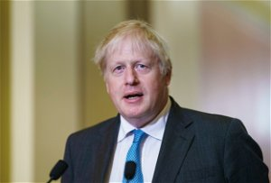 'Grow up': UK's Johnson says world must face climate change