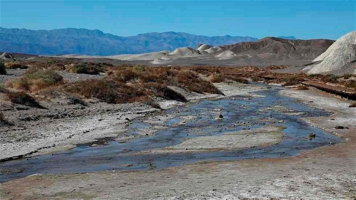 Death Valley hits 130 in historic heat wave