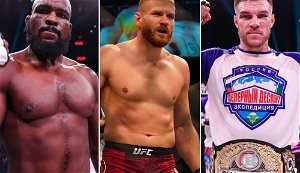 Jan Blachowicz destroys Corey Anderson after claiming he's the world's best light heavyweight