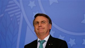 Brazil's Bolsonaro says he will not be vaccinated against Covid-19