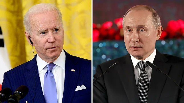 Biden, Putin summit could last five hours, official says
