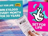 £10K-a-Month-for-a-Year 'Set For Life' Prize Remains Unclaimed in Buckinghamshire