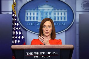Psaki on All-Star move: Ga. law is 'built on a lie'