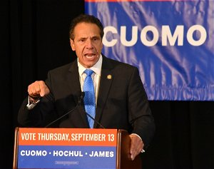 It took long enough: Cuomo's budget arrives (not) on time