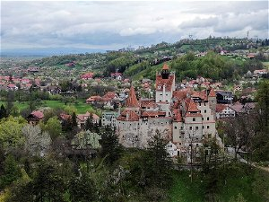 Vlad the vaccinator: Dracula's castle lures visitors with COVID