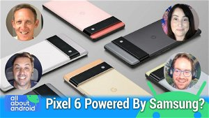 Pixel 6 Powered By Samsung?