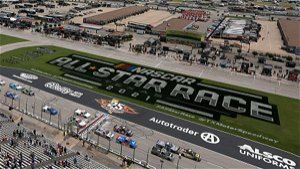 NASCAR All-Star race will be Texas-sized sendoff for Gossage