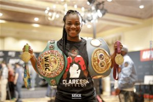 Claressa Shields to make MMA debut at June 10 PFL event
