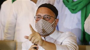 'PM Modi never speaks on 2 things...': Owaisi takes a jibe