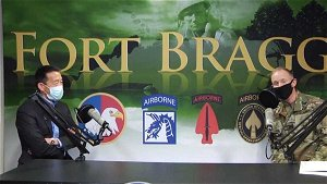 Looking for a new podcast? Fort Bragg commands have several
