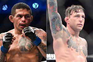 Gregor Gillespie booked against Diego Ferreira for UFC Fight Night event