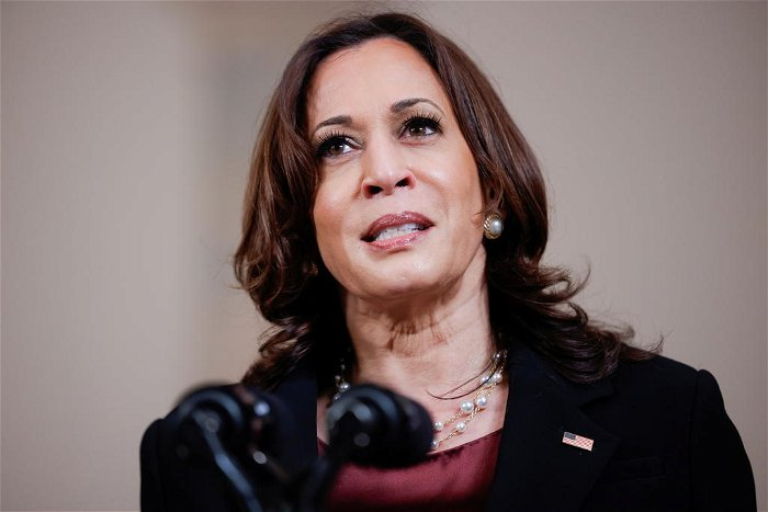 Mexican president says U.S. Vice President Harris to visit Mexico next month