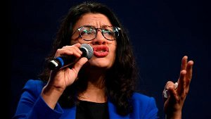 Growing support for Palestinians in Congress, says Rashida Tlaib