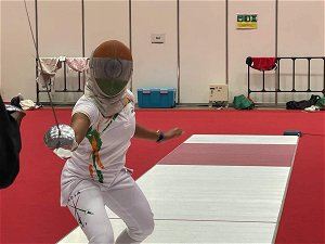 Tunisia: Olympics Tokyo 2020 ( Fencing) - Ines Boubakri Eliminated in 16th Final