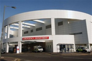 Patients face '40-hour wait time' at Scots hospital's A&E as NHS issue warning