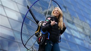 Climate campaigner seriously injured and support staff member killed in paramotor accident