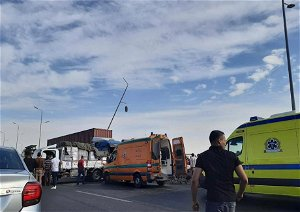 Egypt: 19 killed in truck-microbus collision outside Cairo