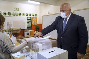 Bulgaria's leader seeks 4th term amid pandemic, protests
