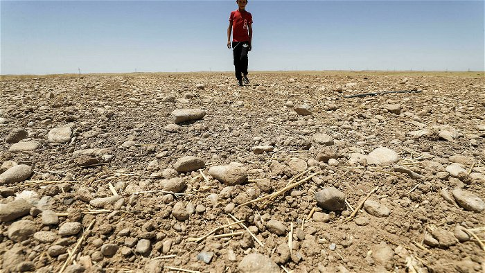 Climate change a double blow for oil-rich Middle East, experts say