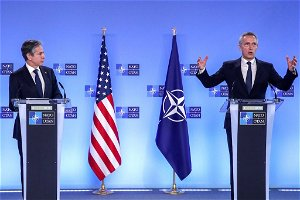 Blinken Meeting with NATO Allies as US Sets Afghanistan Withdrawal