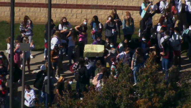 Loudoun County students plan walkout after sexual assault by boy in girls' bathroom