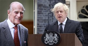 Boris Johnson will not attend Prince Philip's funeral due to Covid-19 guest limits