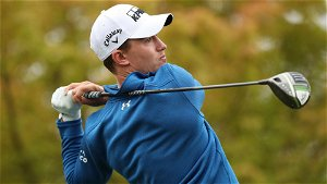 McNealy holes out for eagle on last, leads at Silverado
