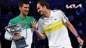Medvedev: Beating Djokovic is tough even for Nadal and Federer