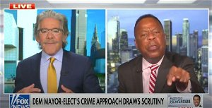 Mayhem Ensues On Fox News After Geraldo Rivera Poses 'Ghetto' Question To Black Pundit
