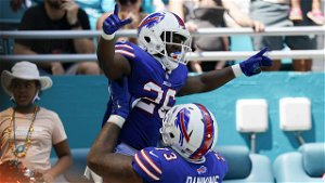 Bills Knock Out Tua, Roll Past Dolphins Yet Again, Win 35