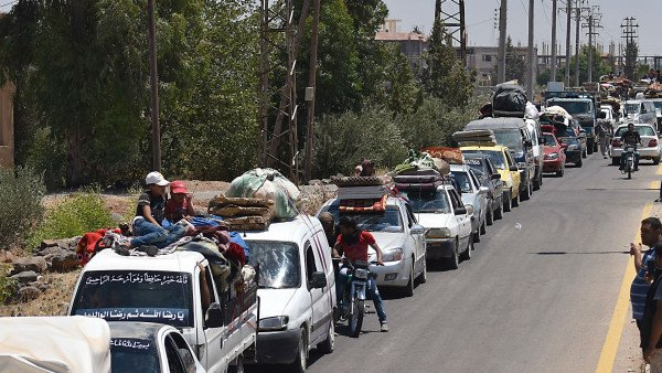 Monitor: Syria's Daraa Gripped by Worst Clashes in Three Years