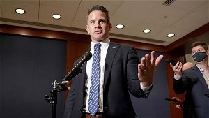 Kinzinger denounces 'lies and conspiracy theories' while accepting spot on Jan. 6 panel