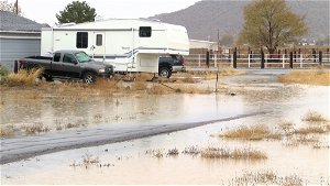 Washoe County: No major flooding in Lemmon Valley, but residents on edge after 2017