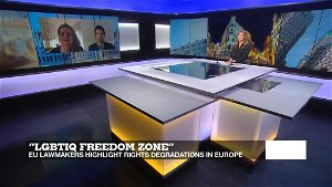 Talking Europe - 'LGBTIQ Freedom Zone': EU lawmakers highlight rights degradations in Europe