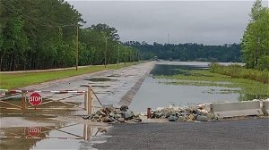 Voluntary evacuation advised in Tyler Co. low-lying areas prone to flooding below Dam B