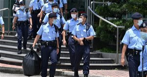 The Hong Kong authorities are ramping up their crackdown on press freedom
