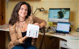 The breast cancer home-testing kit inspired by a dog's nose