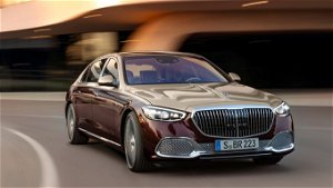 Mercedes-Maybach S680 4Matic revealed: King of luxury sedans returns in a big way
