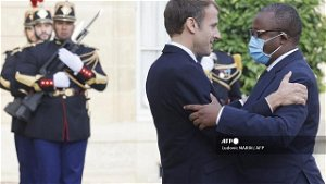 Guinea-Bissau's coup attempt : French president promises support for country