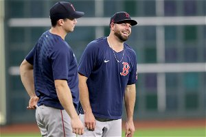 Kevin Plawecki's time with Mets, swing tweak helping him thrive with Red Sox